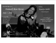 Damask Rose Revue 2