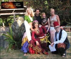 Thetis Island, with Sheelagh, Baraa, Carole, Halaki