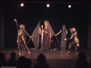 Miraj with Earthfire, Fringe Festival, Victoria