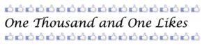 1001 Likes logo