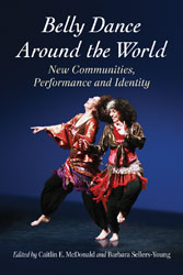 Bellydance AtW book cover