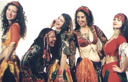 Romani dance workshops
