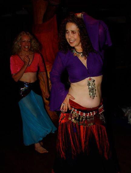 Turkish dance workshops