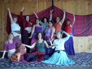Vancouver Island dancers & teachers 2021