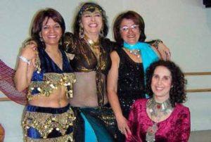 Arab Women Arab Dance