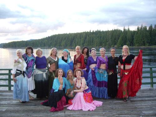 Vancouver Island dancers & teachers Fall 2021