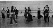 Bellydancing makes another comeback