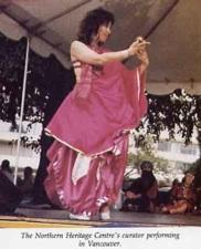 Northern Spirit: Lynette Harper Curator (and Belly Dancer)