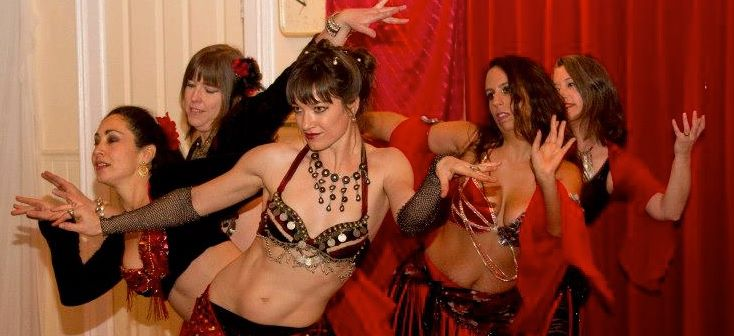 2nd Annual North Island Bellydance Bazaar